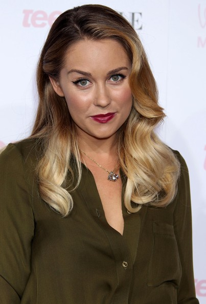 Lauren Conrad Celebrities attending the 8th annual Teen Vogue Young Hollywood Party at the Paramount Studios in Hollywood, CA.