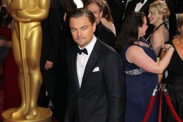 Leonardo DiCaprio Arrivals at the 86th Annual Academy Awards — Part 2