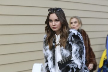 Liana Liberato Celebrities Out And About At The 2017 Sundance Film Festival