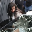 Lilit Avagyan Reggie Bush and Pregnant Lilit Avagyan Lunch in Beverly Hills