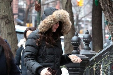 Liv Tyler Liv Tyler Returns to Her NYC Home