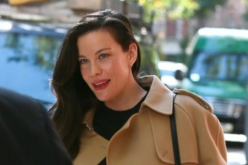 Liv Tyler Liv Tyler Steps Out in NYC