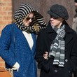 Lola Fruchtmann Annie Lennox Out with Her Daughter