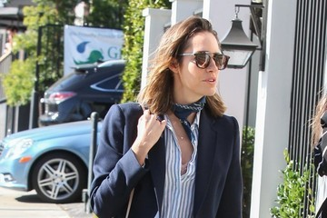 Louise Roe Louise Roe Out and About in West Hollywood
