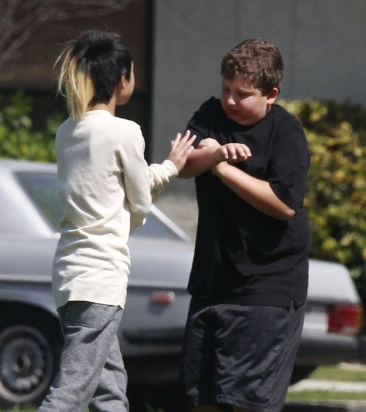 maddox and pax jolie pitt - photo #11