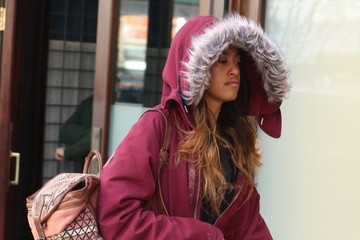 Malia Obama Malia Obama Is Seen Out and About in NYC