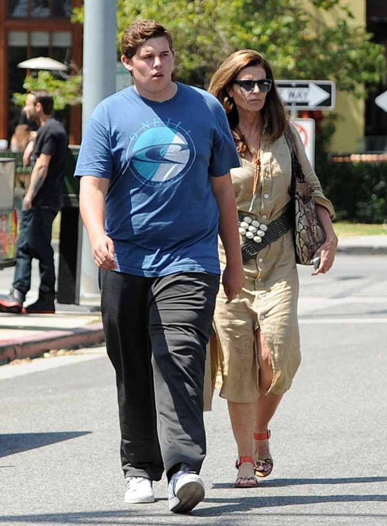 Who is maria shriver dating in Australia