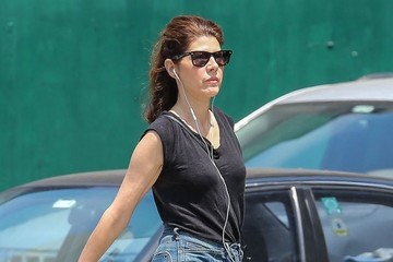 Marisa Tomei Marisa Tomei Out in NYC
