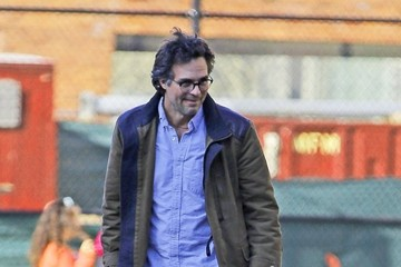 Mark Ruffalo Mark Ruffalo Spends the Day with Family