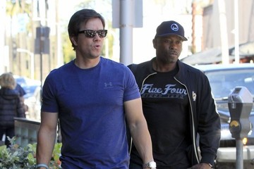 Mark Wahlberg Mark Wahlberg Goes Out for Lunch in Beverly Hills