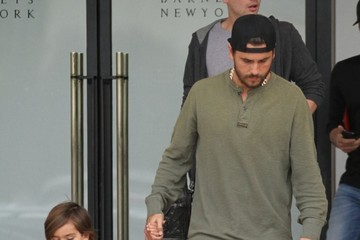 Mason Disick Scott Disick Takes Mason Shopping