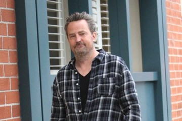 Matthew Perry Matthew Perry Goes To The Doctors In Beverly Hills