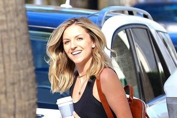 Maude Hirst Maude Hirst Gets Coffee In Beverly Hills