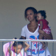 Angel Murphy Mel B and Family Spend Time at Their Aussie Home