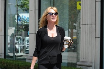 Melanie Griffith Melanie Griffith Goes out and About in West Hollywood