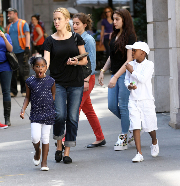 Lourdes Leon David Ritchie Mercy James Ciccone Mercy James Ciccone Photos Madonna Trying To Hide As She Leaves Kabbalah Zimbio Mercy james best of mercy james: lourdes leon david ritchie mercy