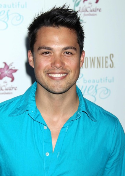 ashley benson and michael copon. Michael Copon attending the