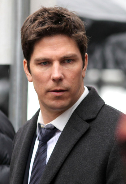 Michael Trucco Michael Trucco On The Set Of quot