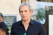 Michael Bolton Promotes His New Vinyl at The Grove