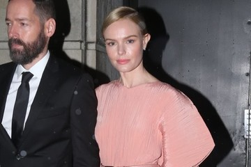 Michael Polish Kate Bosworth & Michael Polish Out And About In NYC