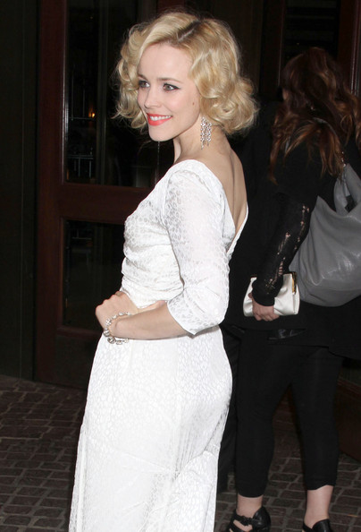 "Celebriteis at a special screening of ""Midnight in Paris""  in New York City, NY."