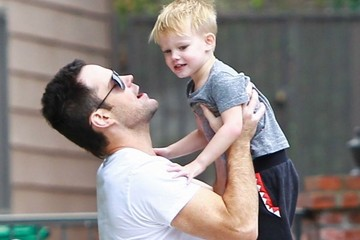 Mike Comrie Mike Comrie Spends the Day with Luca — Part 2
