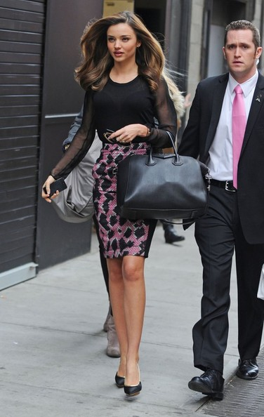 UNVEILED: Miranda Kerr's Secret to Amazing Street Style