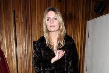 Mischa Barton Celebrities Enjoy a Night Out at The Nice Guy