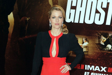 Gillian Anderson 'Mission Impossible IV: Ghost Protocol' UK Premiere