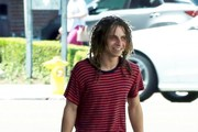 Moises Arias Spotted In Woodland Hills