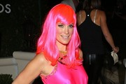 Molly Sims Is Pretty In Pink At The Casamigos Halloween Party