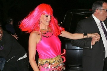 Molly Sims Molly Sims Is Pretty In Pink At The Casamigos Halloween Party