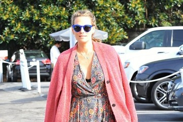 Molly Sims Molly Sims Lunches in Brentwood