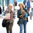Myfanwy Edwards Naomi Watts Out And About In NYC With Her Mom