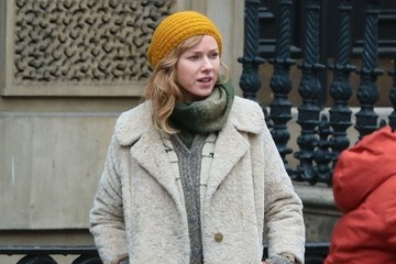 Naomi Watts Stars Film 'Three Generations' In New York City
