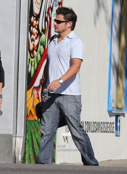 Nick Lachey - Nick & Drew Lachey Hit The Studio