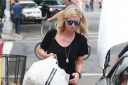 Nicky Hilton & James Rothschild Load Up Their Car in NYC