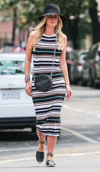 Nicky Hilton Out and About in NYC []