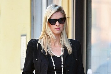 Nicky Hilton Pregnant Nicki Hilton Goes Out for a New York Walk