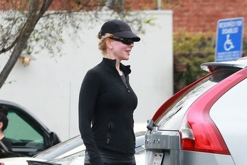 Nicole Kidman Nicole Kidman Leaves the Gym