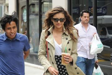 Nina Dobrev Nina Dobrev Steps Out in NYC