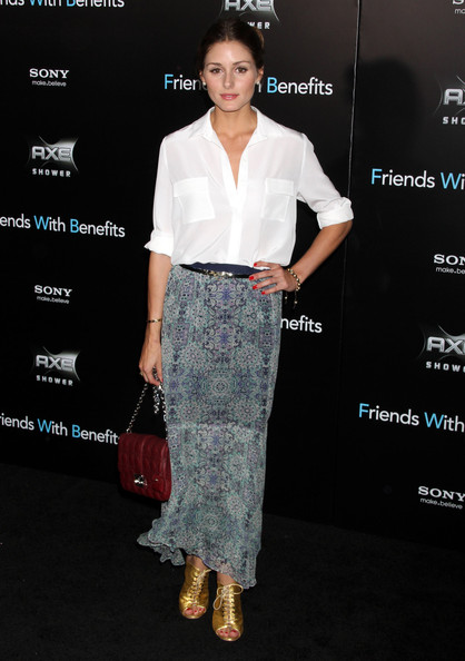 Olivia Palermo - 'Friends With Benefits' New York Premiere