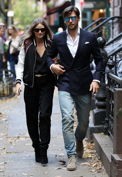 Olivia Palermo couple