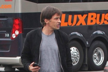 Olivier Martinez Olivier Martinez Out and About in LA