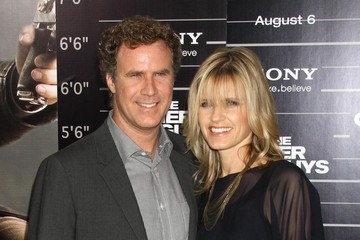 Will Ferrell Viveca Paulin 'The Other Guys' New York Premiere