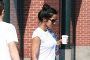 Padma Lakshmi Heads out in NYC