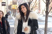 Padma Lakshmi Steps Out in NYC