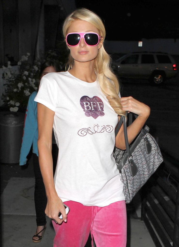 Another Paris Hilton T-Shirt
