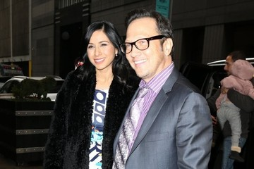 Patricia Azarcoya Rob Schneider and Wife Patricia Azarcoya Have a Date in NYC