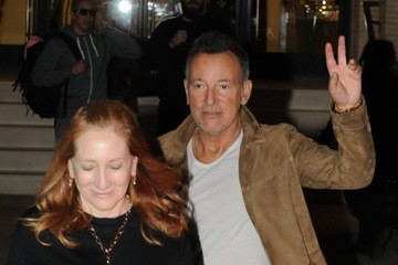 Patti Scialfa Bruce Springsteen & Patti Scialfa Shop At Barney's New York